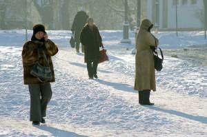 Prognozowana na zimę rosyjsko-białoruska wojna gazowa może dosłownie i w przenośni zamrozić Litwę Fot. Marian Paluszkiewicz