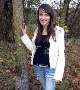 Greta Trusewicz (wieś Szklary, rej. Trocki)