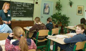 Jak zauważają przedstawiciele polskiej mniejszości, dotychczasowe nowelizacje ustawy o oświacie, głównie wprowadzały zmiany w szkolnictwie polskim i najczęściej nie na korzyść szkół polskich Fot. Marian Paluszkiewicz