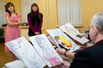 Agnieszka Mackojć ma siostrę bliźniaczkę, z którą postanowiły, że to Agnieszka weźmie udział w konkursie na najpiękniejszą Polkę Litwy Fot. Marian Paluszkiewicz