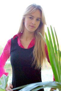 Alona Blaszkiewicz (Ogrodniki, rej. wileński)