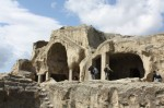 Skalne miasto Upliscyche funkcjonowało od II tys. p.n.e. do XIV w. n.e.