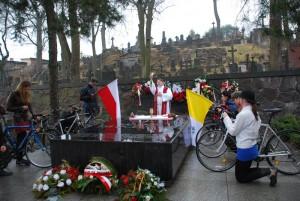 Pożegnanie z Marszałkiem na Rossie. Msza św. za poległych