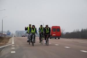 Po drogach Białorusi do Katynia