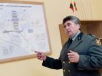 Vytautas Dailyda twierdzi, że celnikom uda się zapewnić kontrolę potoków również po rozbudowie przejścia granicznego w Solecznikach oraz po wejściu w życie umowy z Białorusią o małym ruchu przygranicznym. Fot. Marian Paluszkiewicz