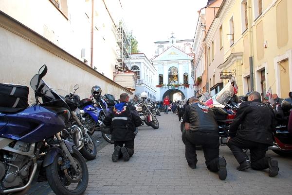 Wyrusza X. Międzynarodowy Motocyklowy Rajd Katyński