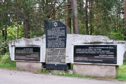 Na Litwie skandal z negacjonizmem w tle