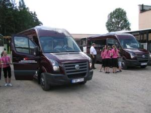 Zajezdnia autobusowa rejonu wileńskiego dysponuje nowoczesnymi pojazdami.