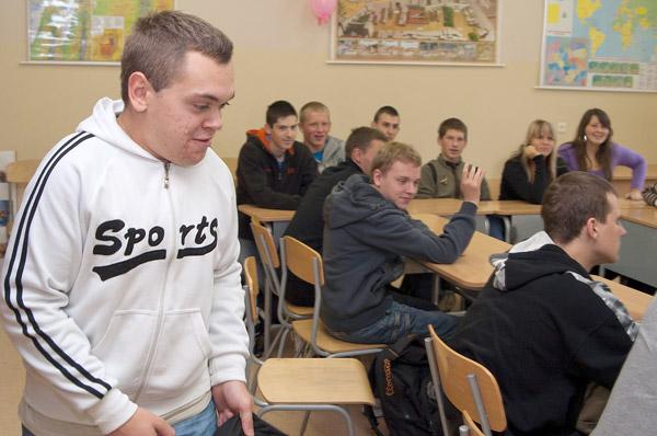 Nieuleczalnie chory Tomek żegna się z Litwą, bo… czeka go wymarzona Polska!