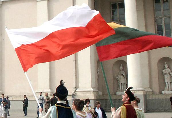 20. rocznica wznowienia polsko- litewskich stosunków dyplomatycznych