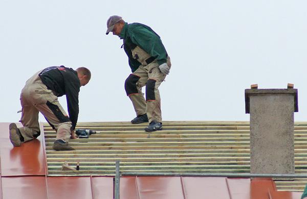 Inspektorzy stanęli do walki z wypadkami na budowach
