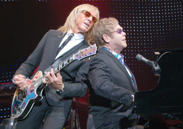 Legendarny Elton John podbił Wilno!