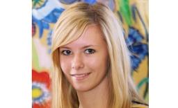 """Anna Justyna Tomaszewicz – XVII edycja konkursu """"Dziewczyna »Kuriera Wileńskiego« — Miss Polka Litwy 2012"""""""