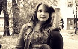 """Ewelina Lewkowicz – XVII edycja konkursu """"Dziewczyna »Kuriera Wileńskiego« — Miss Polka Litwy 2012"""""""