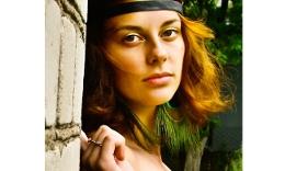"""Justyna Leonowa – XVII edycja konkursu """"Dziewczyna »Kuriera Wileńskiego« — Miss Polka Litwy 2012"""""""