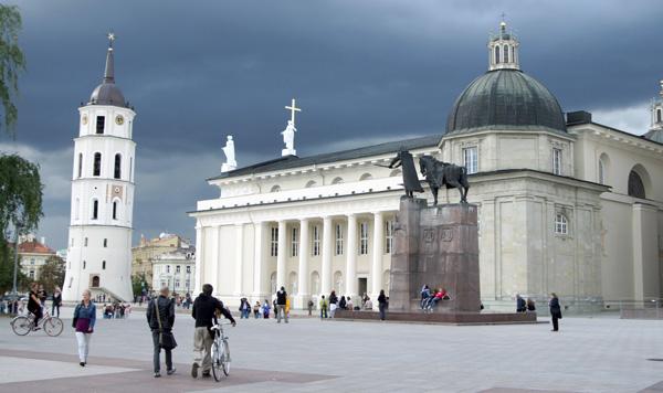 Z historii Wilna: Miasto Giedymina
