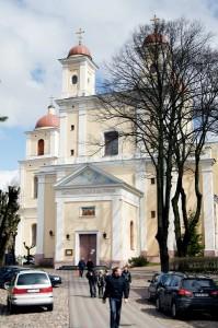 Cerkiew św. Ducha w Wilnie Fot. Marian Paluszkiewicz