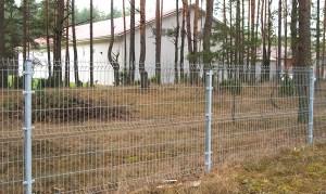 Sławetny obiekt, w którym prawdopodobnie było więzienie CIA na Litwi  Fot. Marian Paluszkiewicz