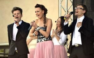 Gwiazdą imprezy była Katarzyna Niemyćko wraz z Wileńskim Chórem Kasztanowym
