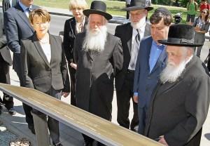 Ciągle byli prześladowani i karani tylko za to, że urodzili się Żydami Fot. Marian Paluszkiewicz