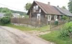 Tu był kiedyś duży zajazd państwa Purkiewiczów Fot. Marian Paluszkiewicz