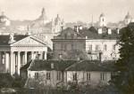 Ostry spór o przynależność państwową Wilna toczył się od zarania państwowości Litwy i Polski w roku 1918