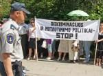 Forum Rodziców Szkół Polskich na Litwie od ponad roku walczyło przeciwko zmianom w nauczaniu języka państwowego, których zbędność potwierdzają również wyniki z ujednoliconego egzaminu Fot. Marian Paluszkiewicz