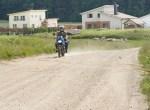 Mieszkańcy wsi, przez które biegnie ta ulica, zebrali 108 podpisów poparcia dla ulicy Tuwima Fot. Marian Paluszkiewicz