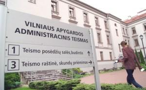 Wileński Okręgowy Sąd Administracyjny uchylił właśnie nałożone sankcje unijne na przyjaciela białoruskiego prezydenta, Władimira Peftejewa   Fot. Marian Paluszkiewicz