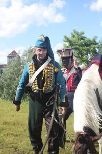 We wrześniu bieżącego roku zjadą się nad Berezyną w Studziance członkowie klubów i grup historycznych rekonstrukcji z wielu europejskich państw Fot. autor