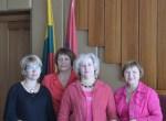 Pracownicyi Urzędu Stanu Cywilnego Administracji Samorządu Rejonu Wileńskiego Fot. archiwum ASRW