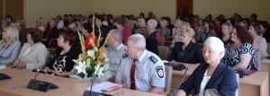 Konferencja kierowników placówek oświatowych rejonu wileńskiego. Fot. Archiwum ASRW