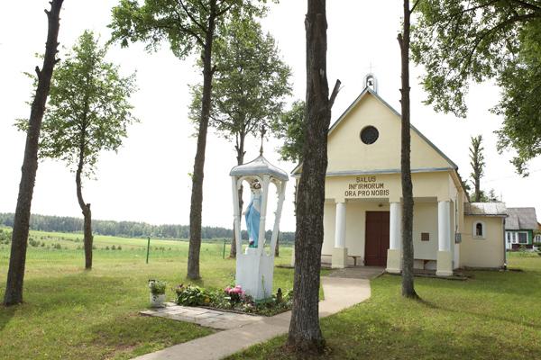 Jubileusz 75-lecia wyświęcenia kaplicy w Gaju
