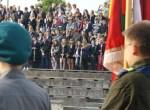 """Wraz ze wzrostem emigracji coraz więcej uczniów jest obecnych na inauguracji nowego roku szkolnego tylko """"wirtualnie"""" Fot. Marian Paluszkiewicz"""