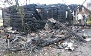 Na Litwie najwięcej w Unii Europejskiej ginie ludzi podczas pożarów               Fot. Marian Paluszkiewicz