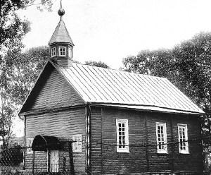 Meczet na Łukiszkach z XIX wieku                                    Fot. archiwum