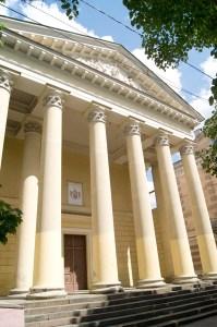 Kościół ewangelicko-reformowany w Wilnie   Fot. Marian Paluszkiewicz