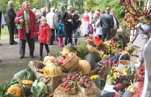 Rolnicy w tym roku cieszyli się obfitymi plonami Fot. Marian Paluszkiewicz