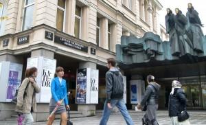 """Premiera spektaklu """"Koncepcja oblicza Syna Bożego"""" w Narodowym Teatrze Dramatycznym"""