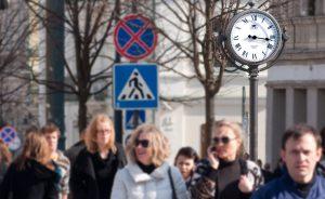 Dzisiaj zmianę czasu stosuje się w około 70 krajach na całym świecie Fot. Marian Paluszkiewicz