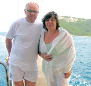 Urlop we dwoje — nad Morzem Śródziemnym  Fot. archiwum