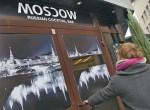"""W piątek przed południem bar """"Moscow"""" był zamknięty Fot. Marian Paluszkiewicz"""