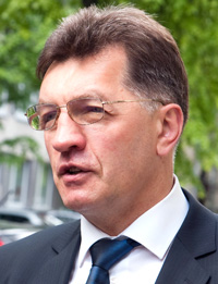 Algirdas Butkevičius Fot. Marian Paluszkiewicz
