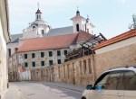 Klasztor dominikański w Wilnie Fot. Marian Paluszkiewicz
