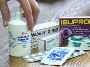 Leki w polsko-litewskich opakowaniach prawdopodobnie pojawią się w aptekach w przyszłym roku<br/>Fot. Marian Paluszkiewicz