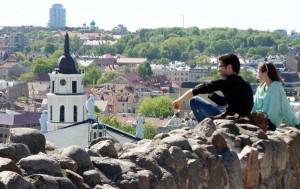 W mieście jest dużo przestrzeni niezagospodarowanej<br/>Fot. Marian Paluszkiewicz