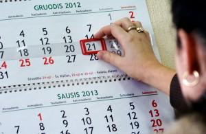 Według NASA, 21 grudnia 2012 r. rozpocznie się nowy kalendarz Majów  Fot. Marian Paluszkiewicz