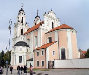 W latach 1619-1622 zbudowano kościół murowany pw. św. Katarzyny, który przejęły benedyktynki Fot. Marian Paluszkiewicz