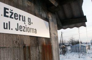 Zagwarantowanie praw językowych       Fot. Marian Paluszkiewicz