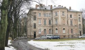 Siostry franciszkanki pracowały w Wilnie  w klinice okulistycznej przy ulicy Tyzenhauzowskiej Fot. Marian Paluszkiewicz
